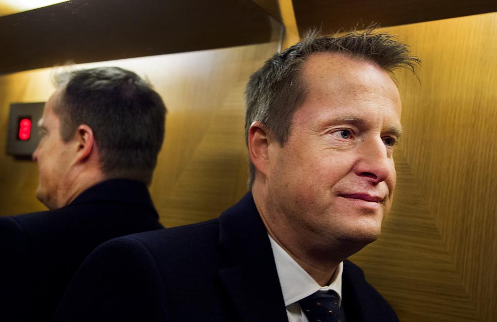 Anders Ygeman intervju